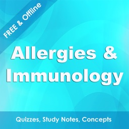Allergies & Immunology fundamentals - Free study notes, quizzes & concepts