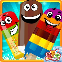 Ice Candy Maker – Make icy & fruity Popsicle in this cooking chef game