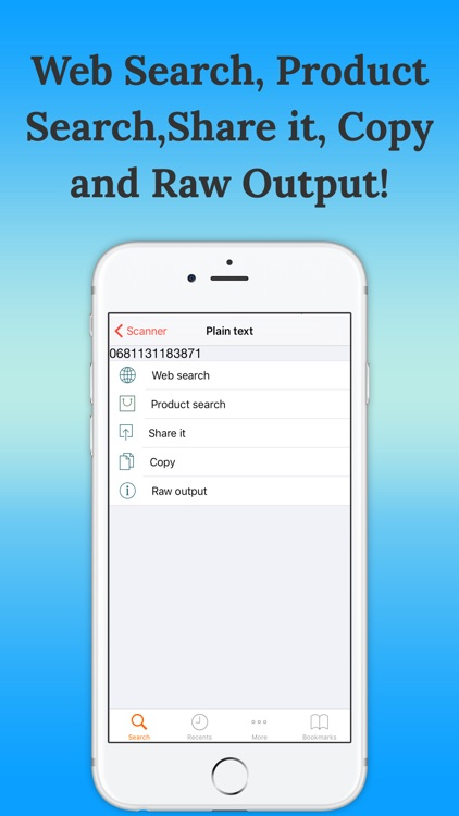 Quick Barcode Lookup-Free by Aishvarya Sadasivam