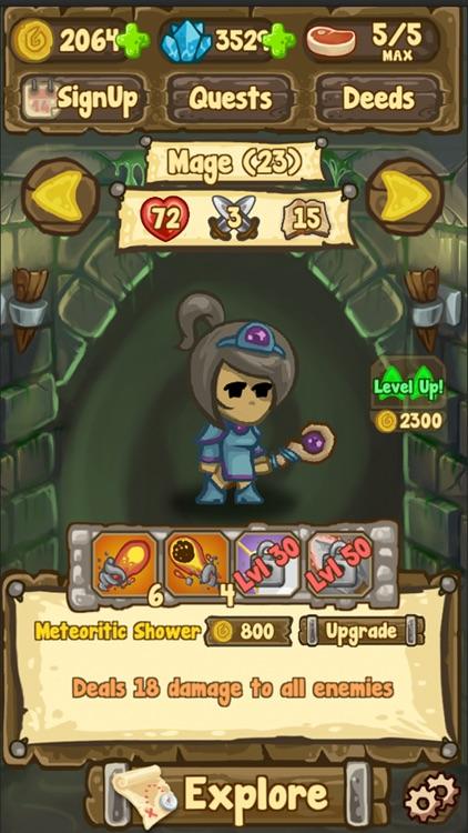 Dungeon Loot : Heroes & Villains screenshot-3