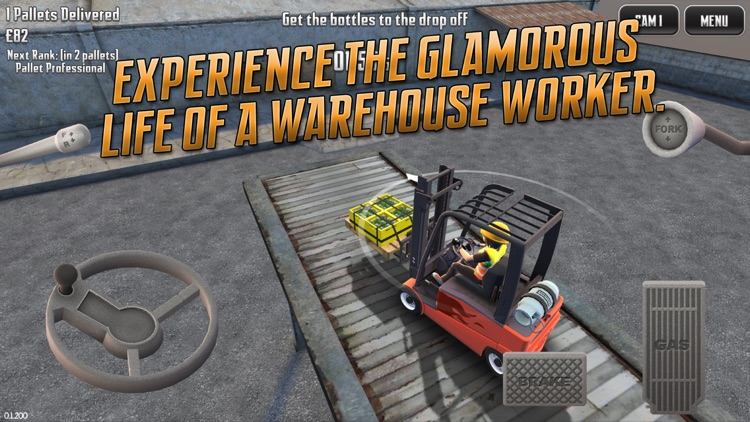 Extreme Forklifting 2 screenshot-4