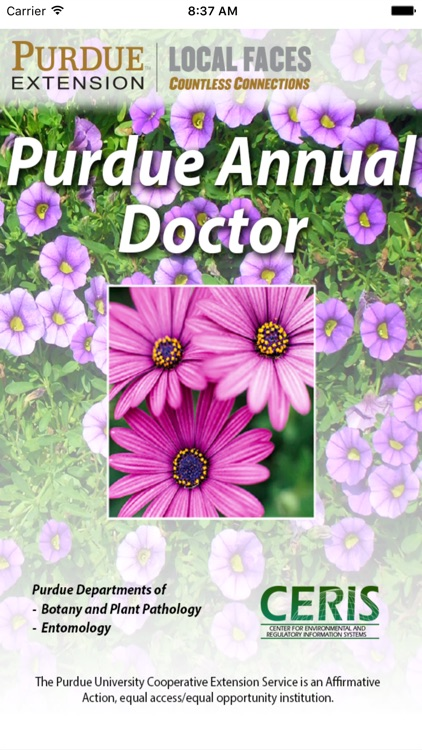 Purdue Annual Doctor