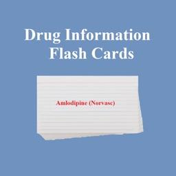 Drug Information Flash Cards for iPhone