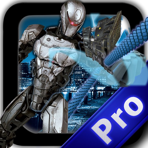 A Reloaded Rope Robot Pro - Revenge Fly Warlords icon
