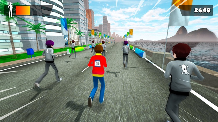 Summer Athletics 3D | Sports Track Running Games For Free screenshot-4