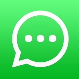 WhatZapp for WhatsApp - iPad version
