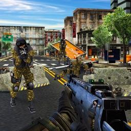 Modern Battle Commando