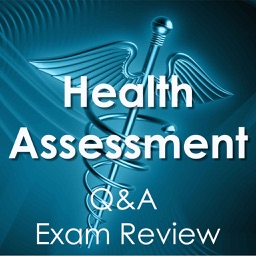 Health Assessment Test Bank & Exam Review App - 3300 Flashcards Study Notes - Terms, Concepts & Quiz