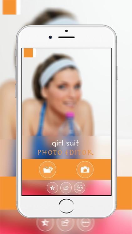 Fitness Girl  Body Photo montage App-Woman Body builder PHoto Montage screenshot-3