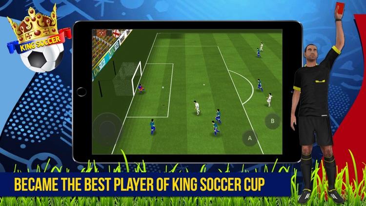 King Soccer: Cup 2016 screenshot-4