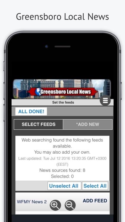 Greensboro Local News