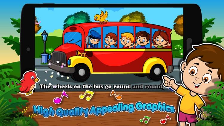 Nursery Rhymes Galore - Interactive Fun!