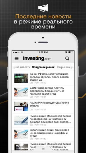 Investing.com Screenshot