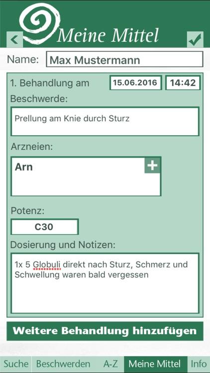 Homöopathie Haus- und Reiseapotheke screenshot-4