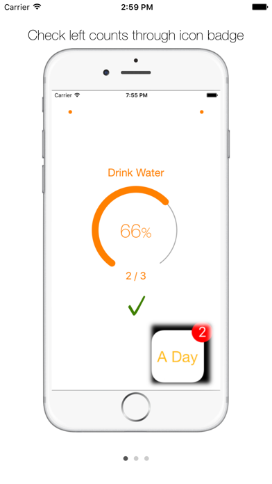 A Day: To-Do List, Tasks screenshot one