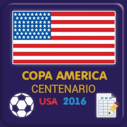 Copa America Centenario Table - United States 2016