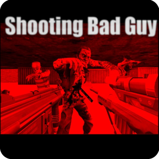 Shooting Bad Guys: Undead Zombie Demon Kill Edition (a brutal fps sniper headshot game)