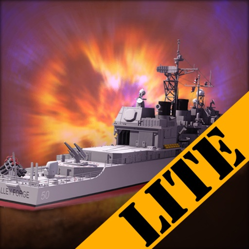 BattleShip 3D - Free sea battle & warship games