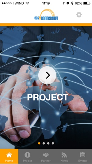 EasyConnecting Project on the App Store
