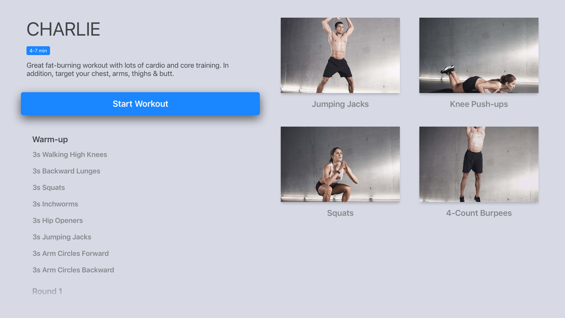 Runtastic Results: Strength & Fitness Workout screenshot 19