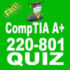 CompTIA A+ 220-801 Exam 1000+ Questions Free