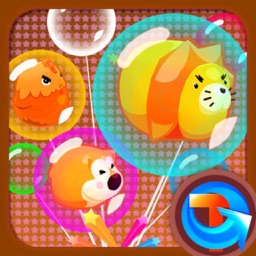 Bubble Pop Mania - pet shooter heroes
