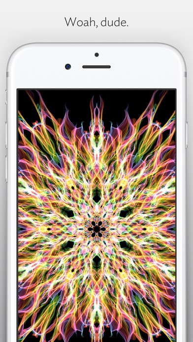 Silk 2 – Generative Art app image