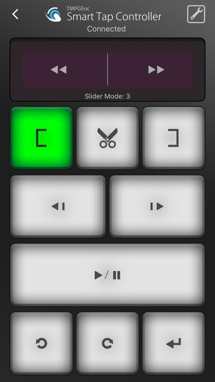 TMPGEnc Smart Tap Controller screenshot-4