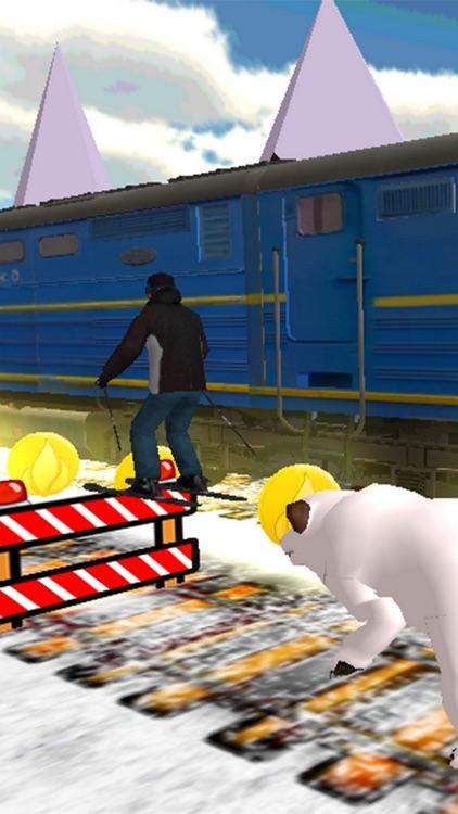 Subway Skating Surfers 3D