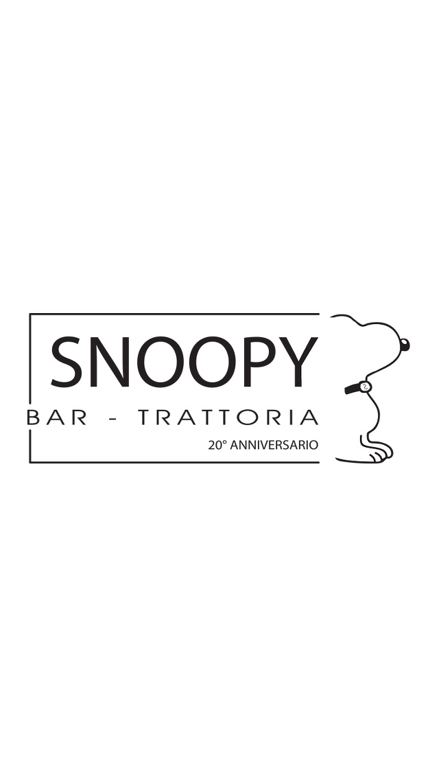 Snoopy Bar Chiampo Screenshot on iOS