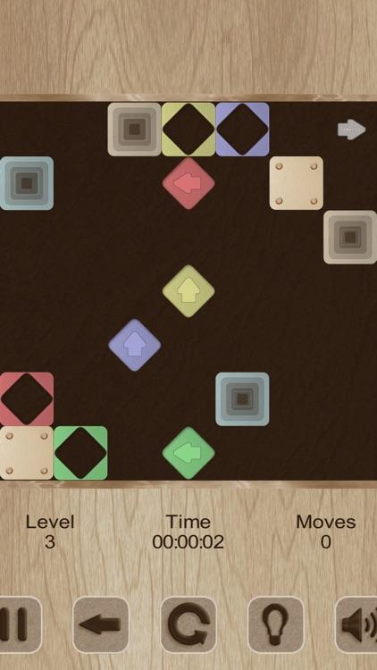 Puzzle 4 colors screenshot-3