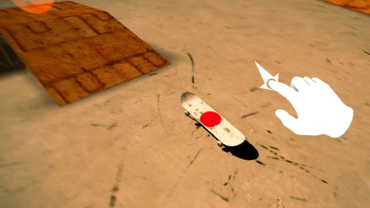 True Skater 3D - HD Free Skateboard Park Skate Game screenshot-4