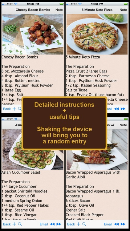 400 Ketogenic Diet Recipes