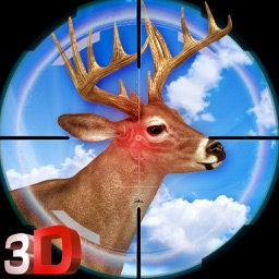 3D Safari Deer Hunting Attack Wild Animal in Amazon Forest