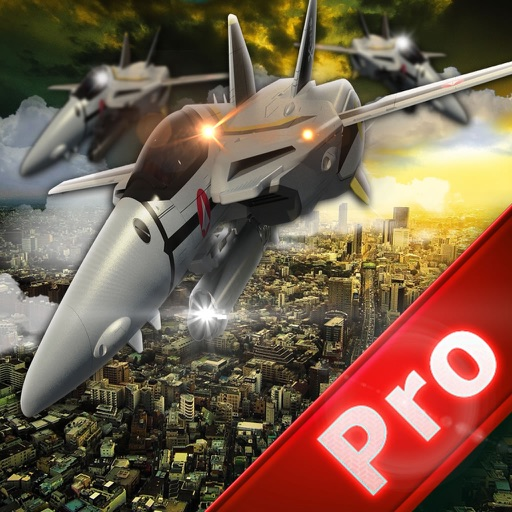 A Racing Speed Airplane Pro - Aicraft Game