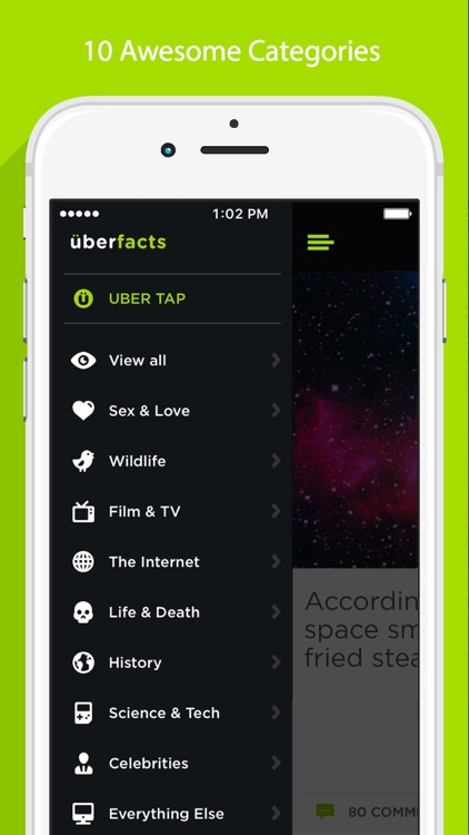 UberFacts screenshot-2