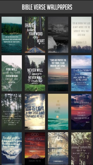 Bible Verse Wallpapers On The App Store