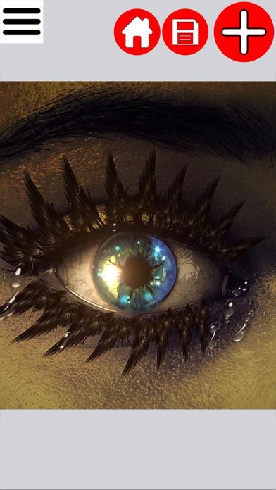 Futuristic Eye Editor screenshot one