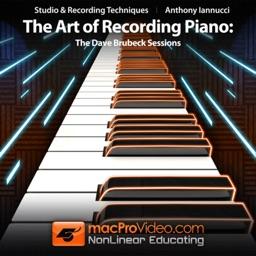 Recording The Grand Piano