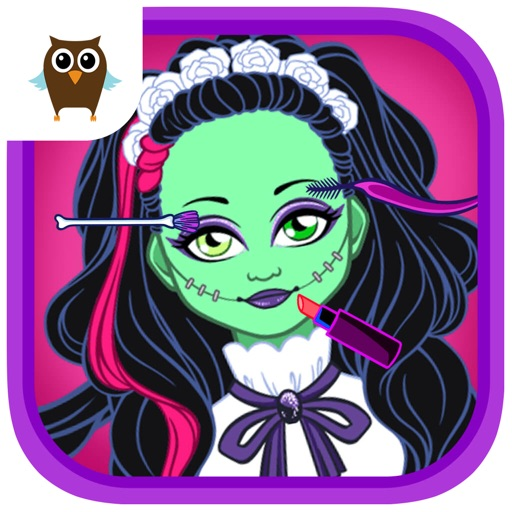 Miss Monster Hollywood Salon – Cute & Scary Celebrity Style Makeover