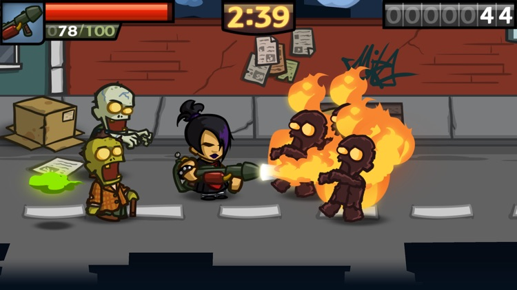 Zombieville USA 2 screenshot-1
