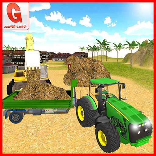 Tractor Simulator 3D: Muck