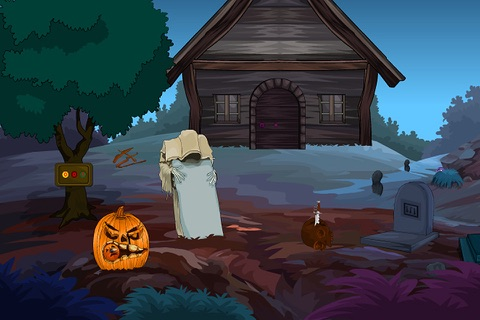 Halloween Jack O Lantern Escape - náhled