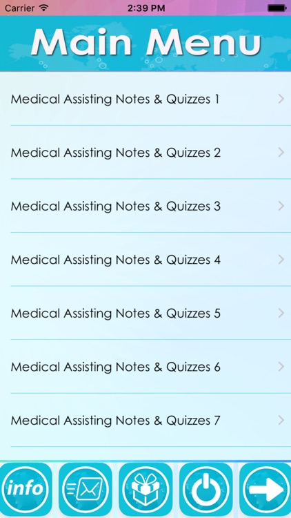 Medical Assisting Exam Review : 5700 Quiz & Study Notes screenshot-3