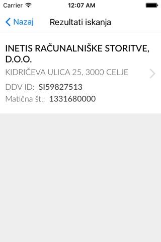 Screenshot of DDV