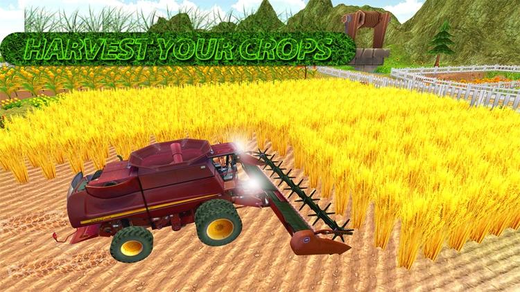 Real Farming Simulator screenshot-3