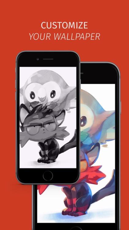 Wallpapers Pokémon Edition HD Free