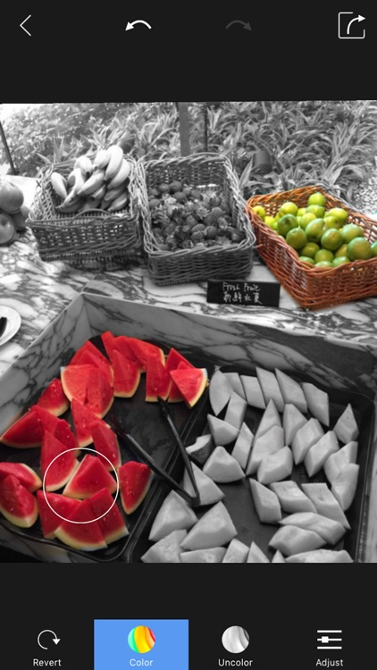 Color Pop Free - Selective Color Splash Effects and Black & White Photography Editor screenshot-3