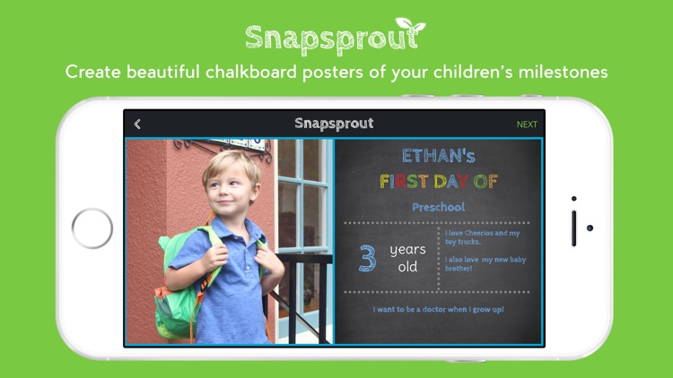 Snapsprout