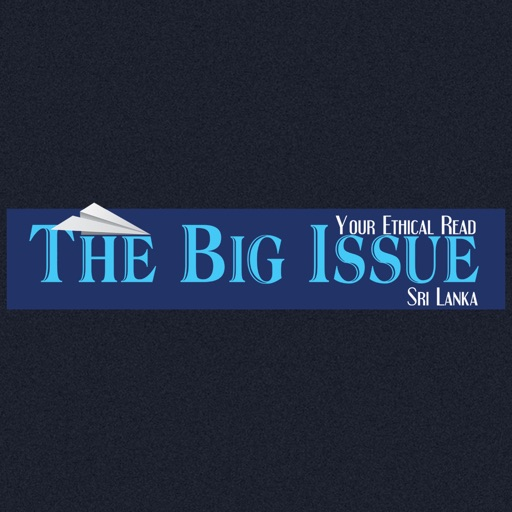 The Big Issue Srilanka